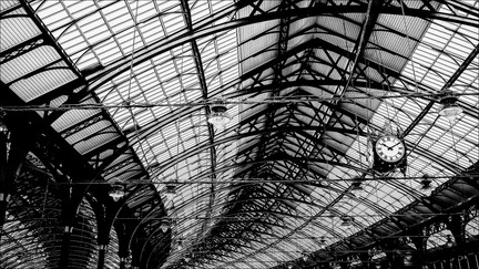 15 BRIGHTON STATION by Steve Oakes