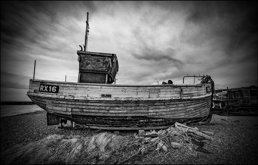 14 RX16 HASTINGS by Mick Dudley
