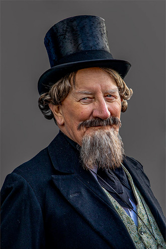 CHARLES DICKENS by Philip Easom