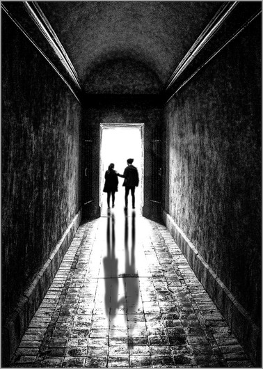 19 THE WAY OUT by Carole Lewis