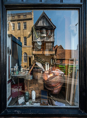 15 REFLECTION OF ARUNDEL by Denys Clarke