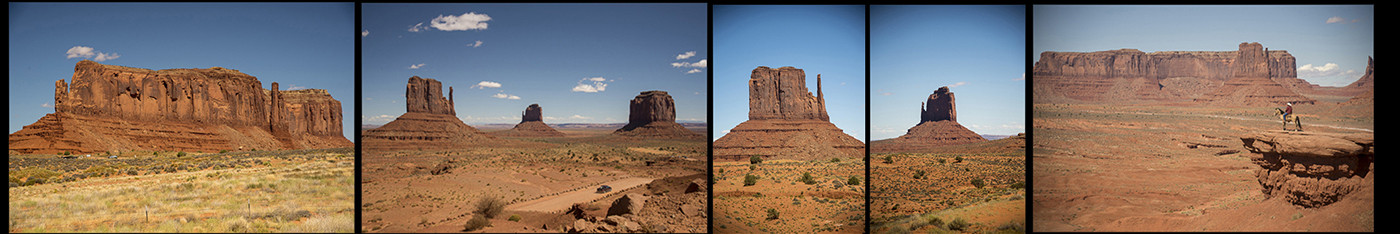 15 MONUMENT VALLEY by Ray Crowle