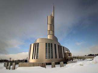 16 ALTA PARISH CHURCH by Pam Sherren