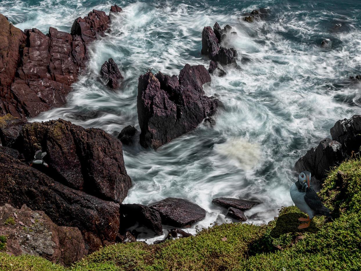 16 RESTLESS SEAS by Alan Cork