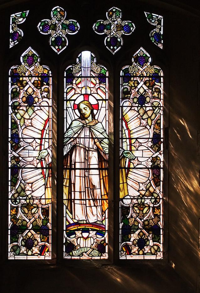 15 LOVEST ME ST MARY'S GOUDHURST by Peter Tulloch