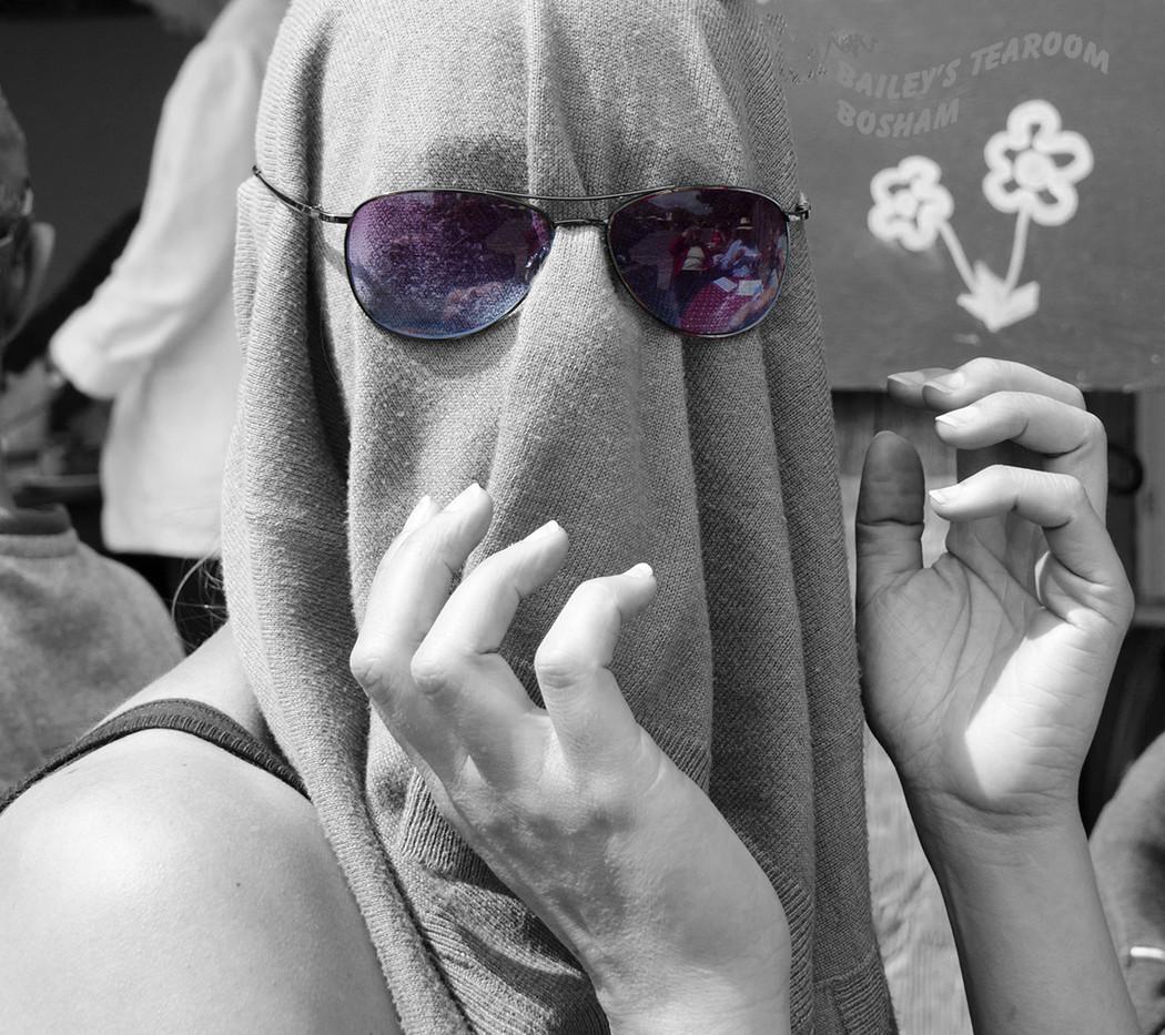 SHY by Robin Harmsworth