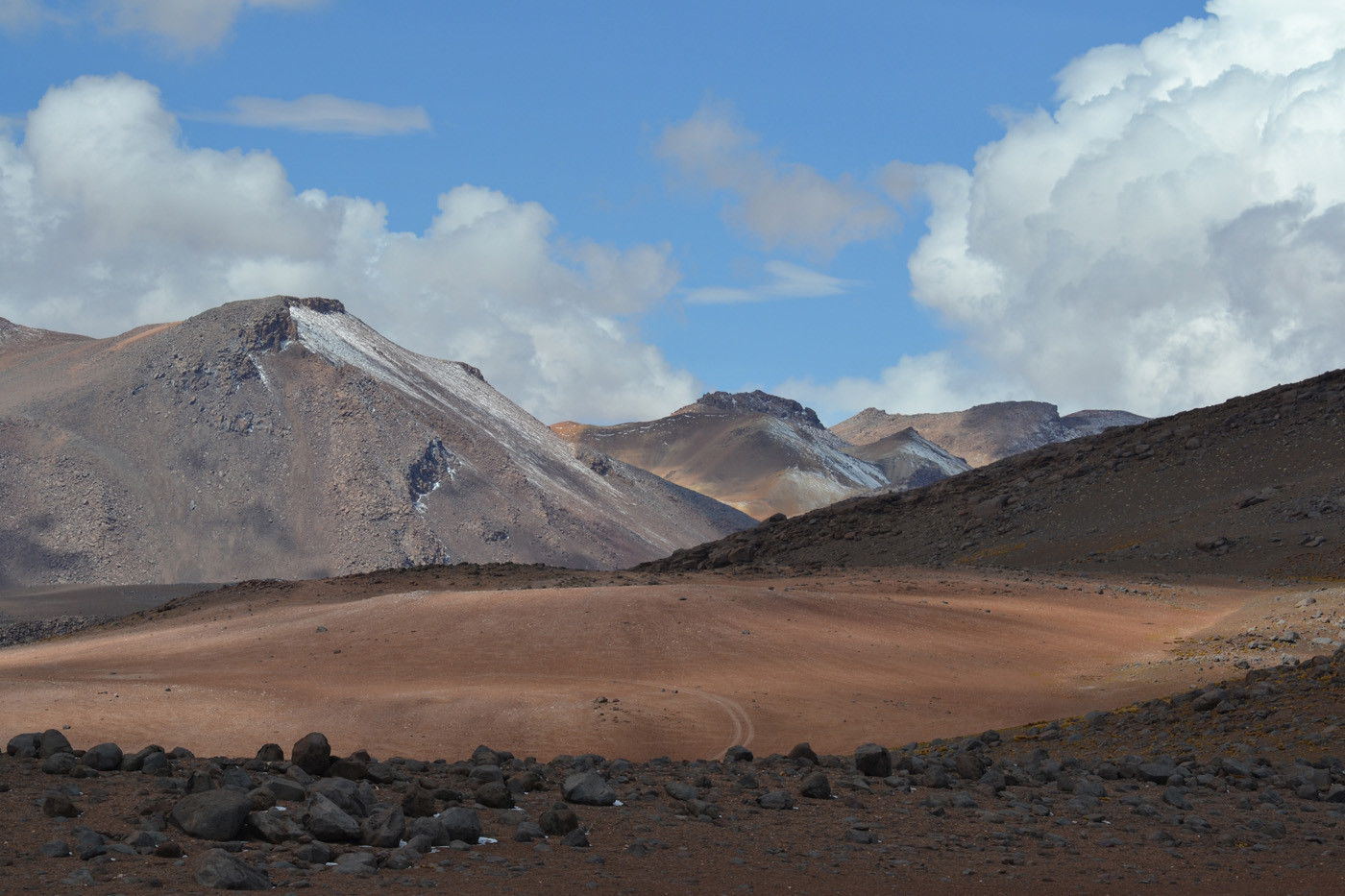 19 HIGH ANDES BOLIVIA by Helen Mossman