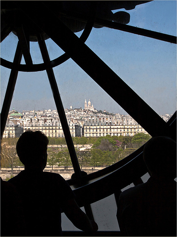 GROUP 1 18 PARISIAN SILHOUETTES by Denys Clarke