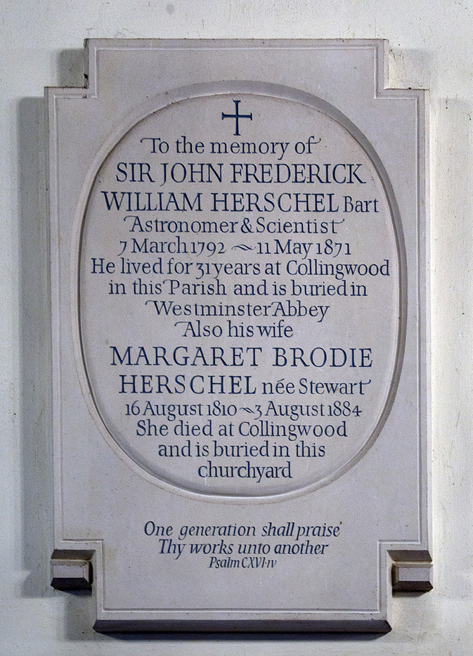 16 MEMORIAL IN PORTLAND STONE 25 INCHES WIDE HAWKURST CHURCH by John Hunt