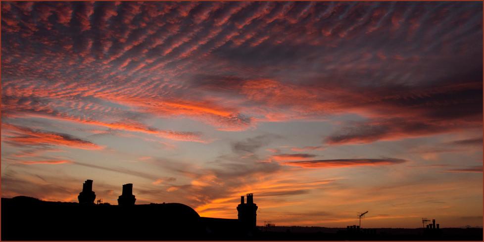 17 RED SKY AT NIGHT by Richard Gandon
