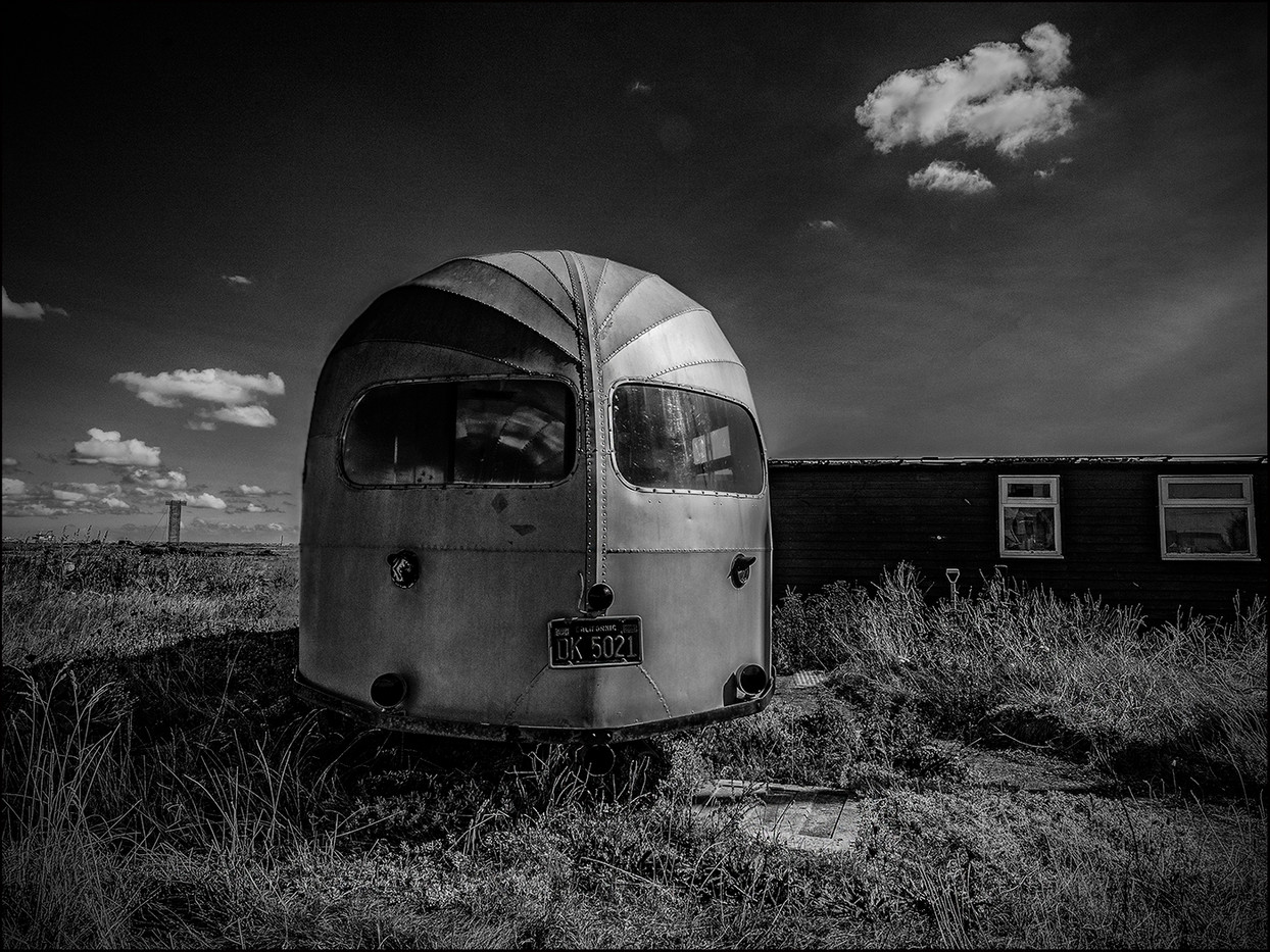 18 DUNGENESS ALIEN by Mick Dudley