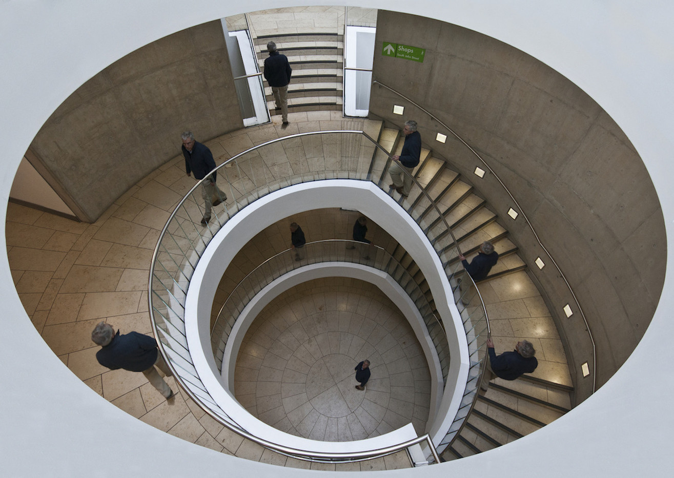 GROUP 1 17 ELLIPTICAL ILLUSION by Philip Smithies