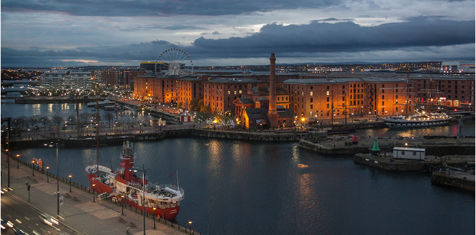 LIVERPUDLIAN VISTA by Colin Burgess