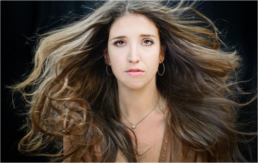 16 ROSELLA'S HAIR by Annik Pauwels