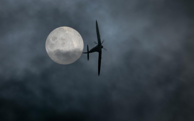 15 NIGHT FLIGHT by David Godfrey.