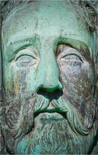 15 FACE OF HENRY II by Annik Pauwels