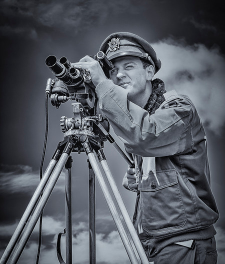 15 US ARMY PHOTOGRAPHER by David Peek