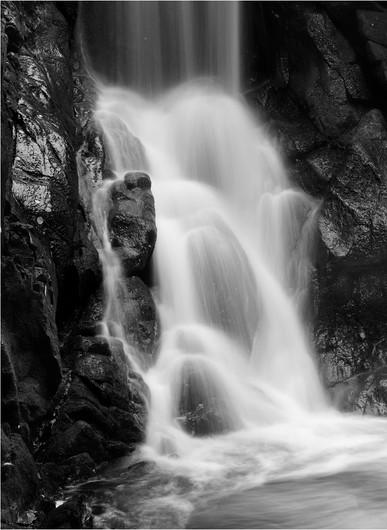 16 PLODDA FALLS SCOTLAND by Dave Brooker
