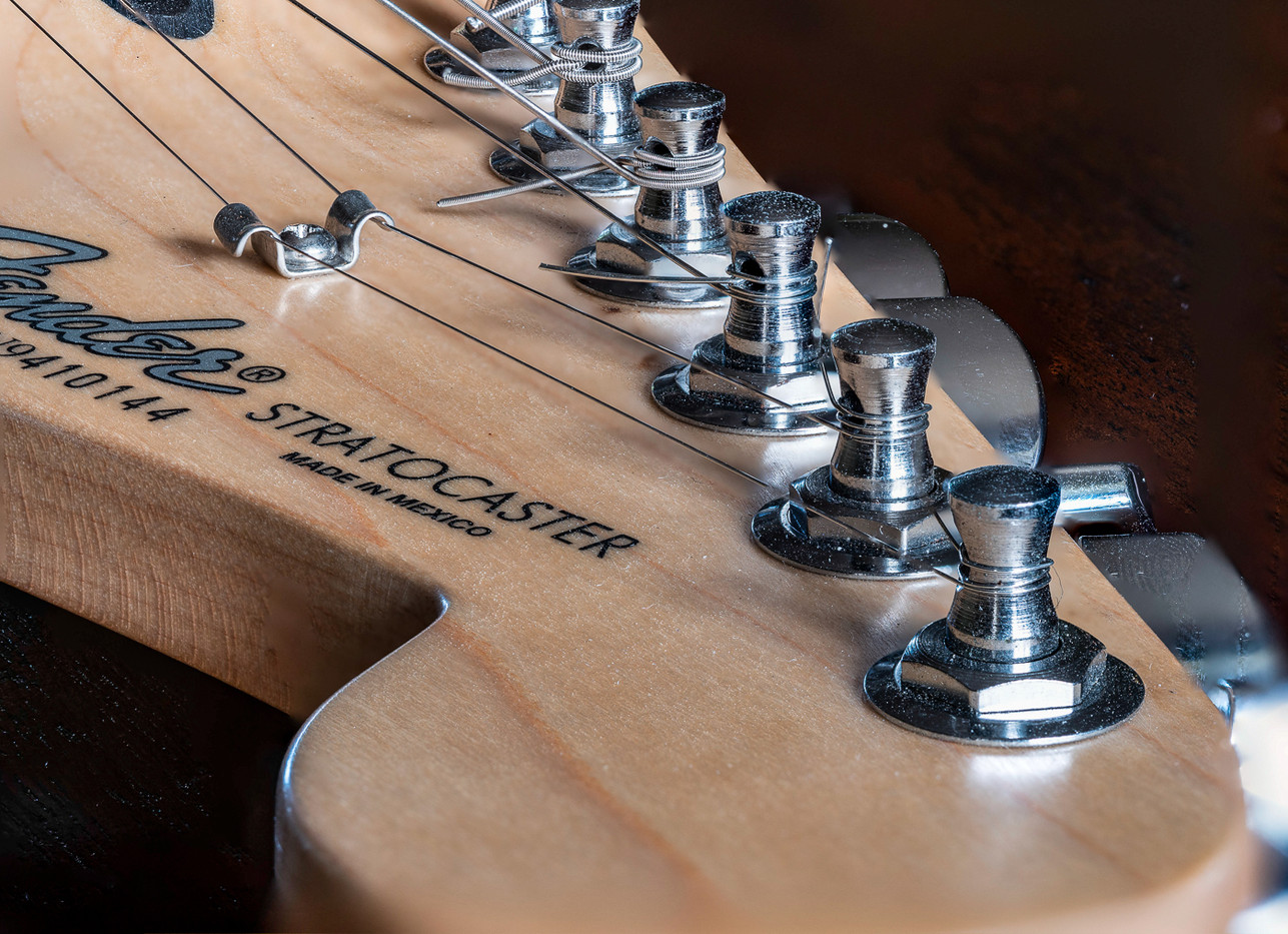 STRATOCASTER 1 by Terry Day