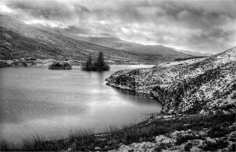 18 LOCH SGAMHAIN By Dave Brooker