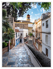 18 OLD TOWN COLOUR, MARBELLA by Mike Shave