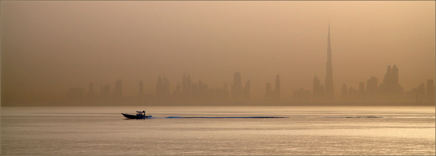 16 SUNRISE FISHING TRIP DUBAI by Dave Brooker