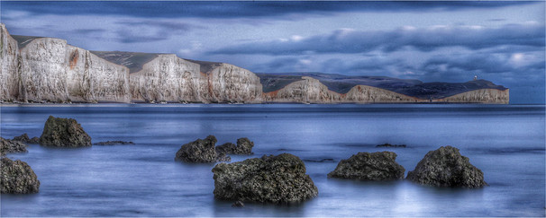 17 SURREAL SEVEN SISTERS by Dave Brooker