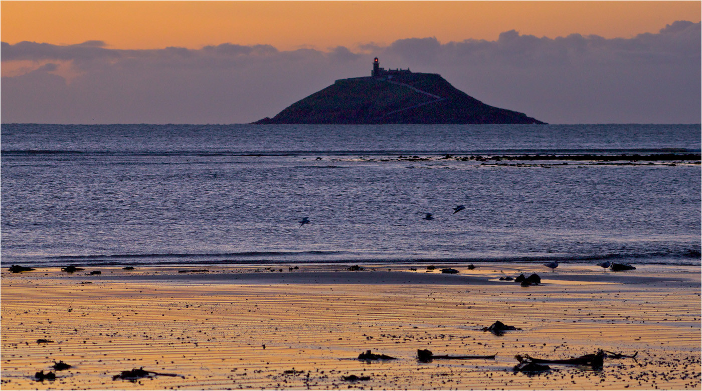 GROUP 1 19 BALLYCOTTON ISLAND COUNTY CORK by Dave Brooker