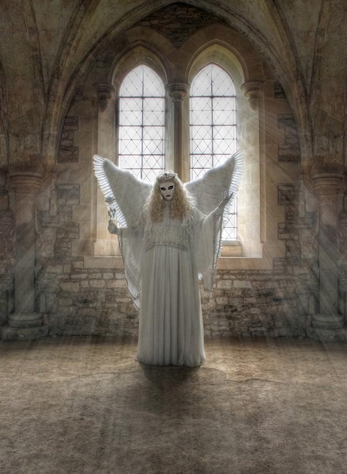 GROUP 1 20 GUARDIAN ANGEL by Pam Sherren