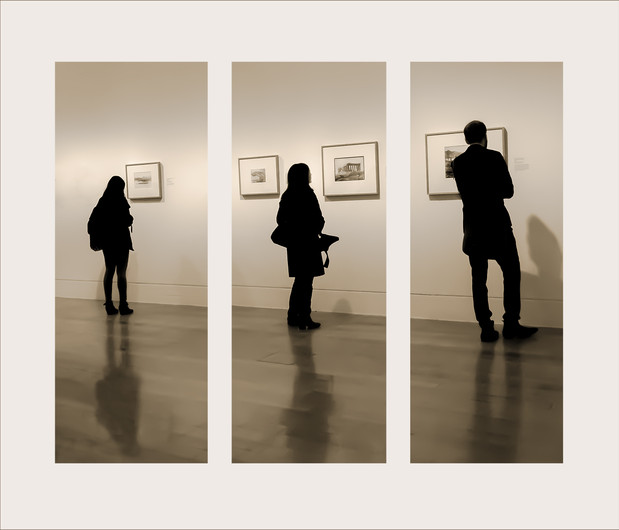 VIEWING THE MASTERS OF PHOTOGRAPHY by Colin Hurley