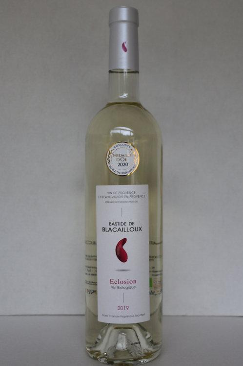 Eclosion Blanc - Bastide de Blacailloux