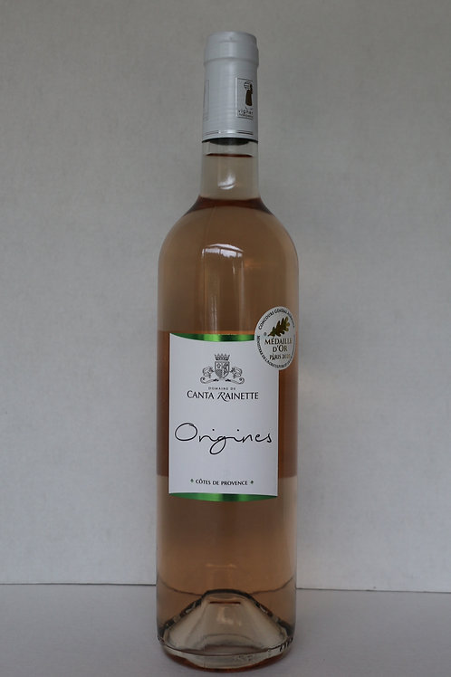 Origines Noblesse – Domaine de Canta Rainette