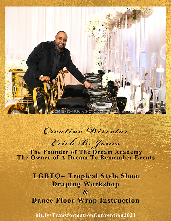 Lead Page Erick LGBTQ  Transformation Co
