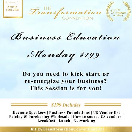 Business Education Pricing LGBTQ  Transf