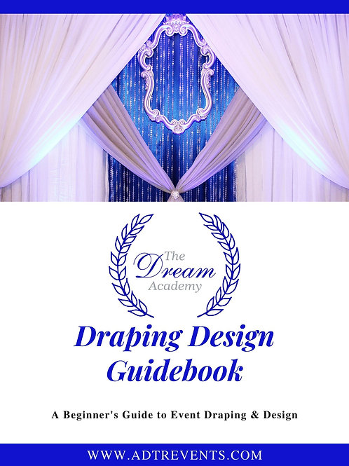 Event Draping Design Guidebook