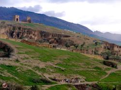 ruines mérinides sur Fes