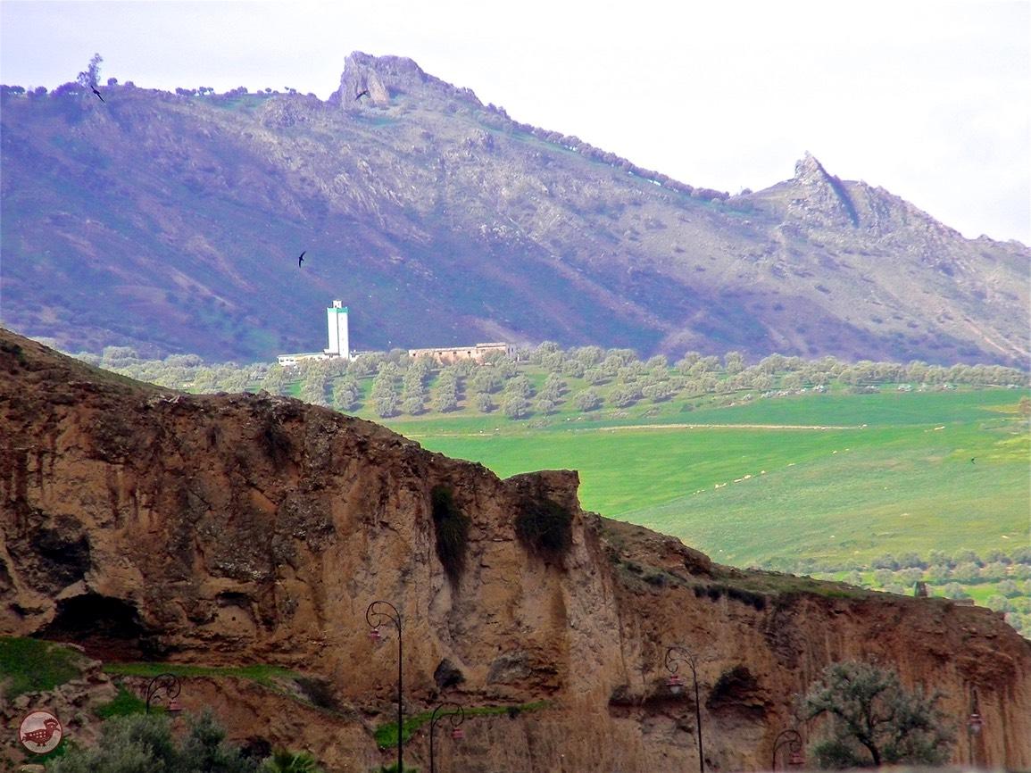 minaret sous le zalagh