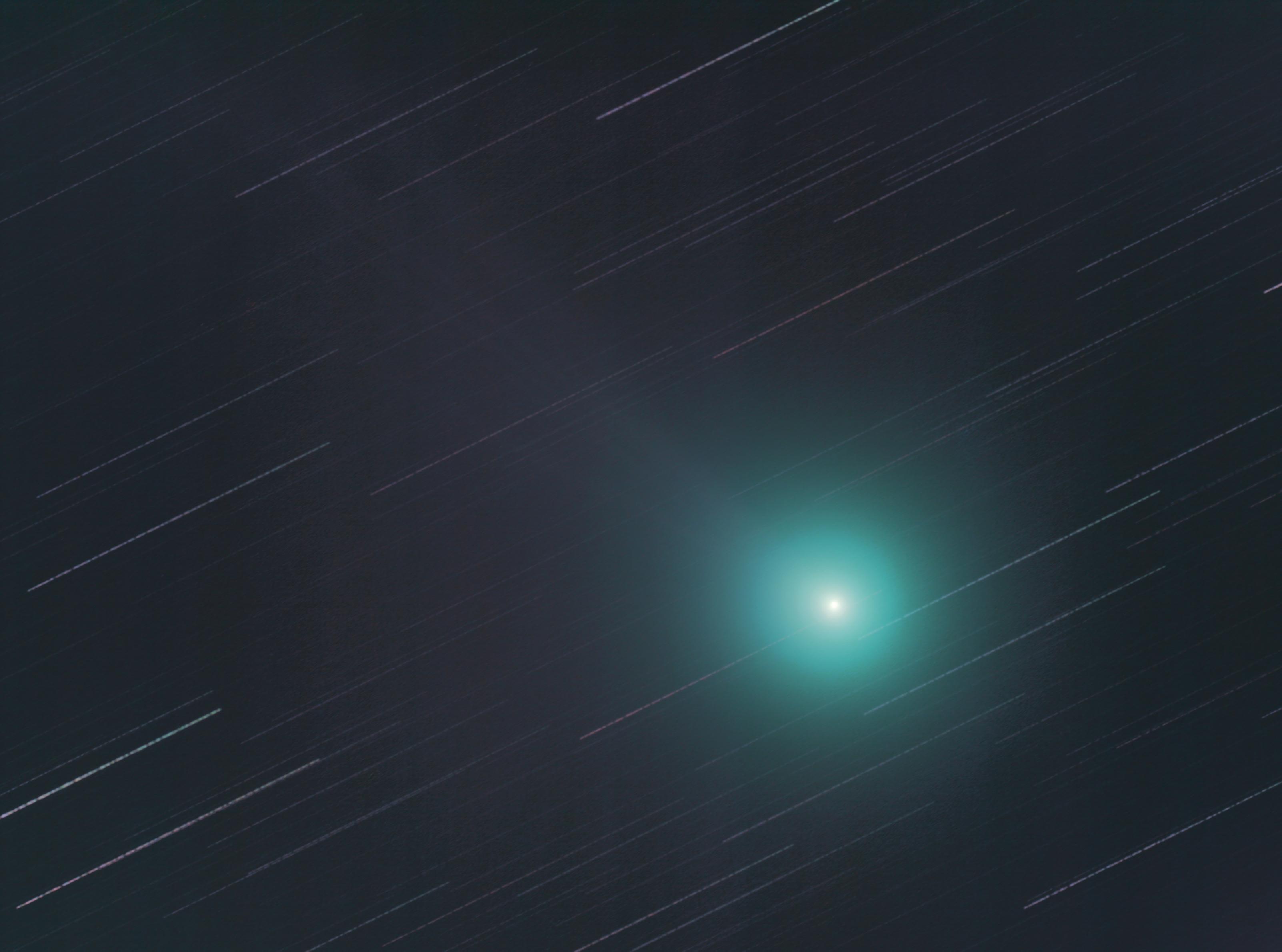 Comet Lovejoy, C2014 Q2