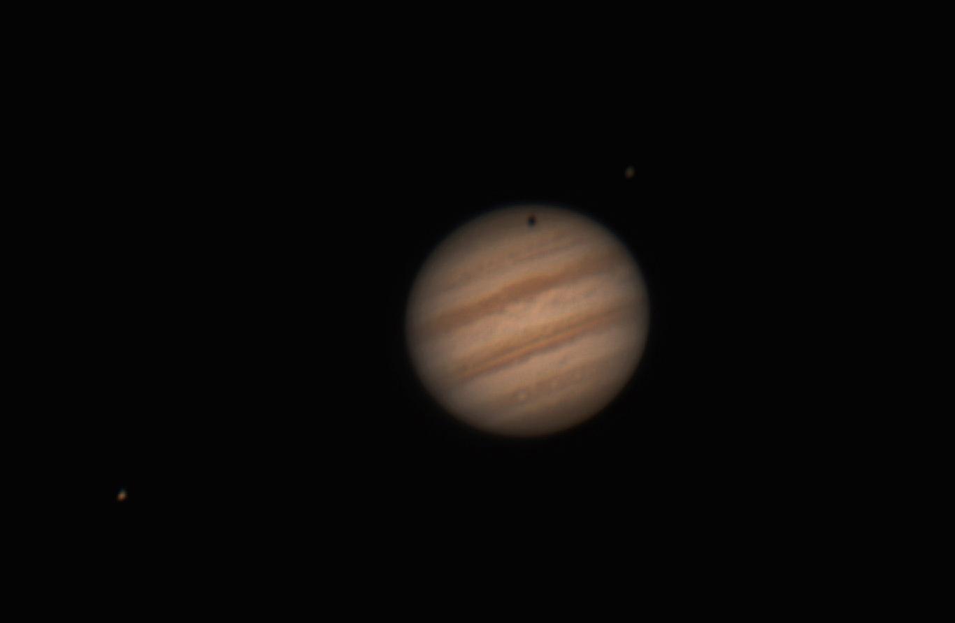 Jupiter (Io L & Callisto R)  17.03.16.jpg
