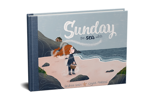 PRE-ORDER // Sunday The Sea Witch