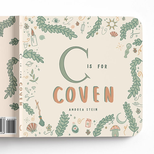 C is for Coven Board Book