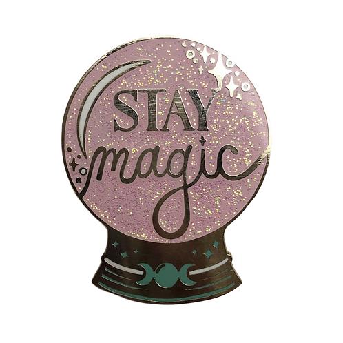 Stay Magic Pin