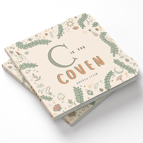 PRE-ORDER // C is for Coven
