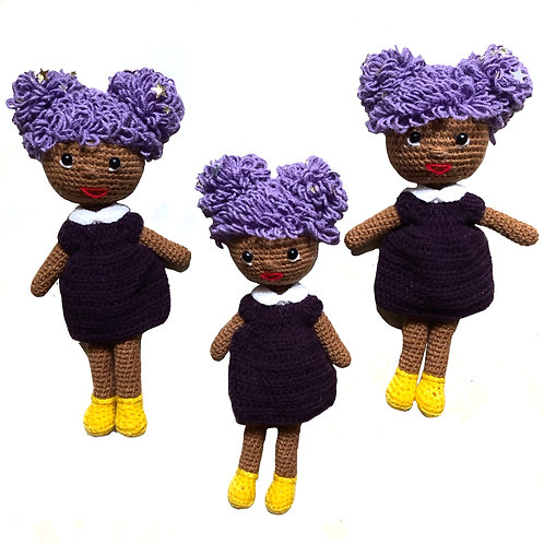 Brina Companion Doll