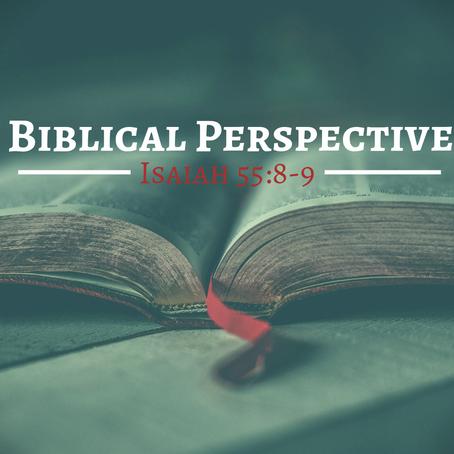 Biblical Perspective