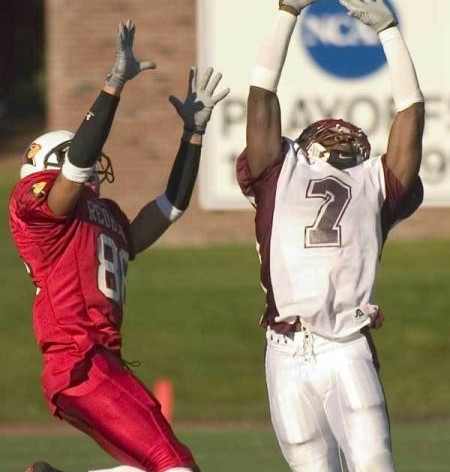 Alexis Moreland Southern Illinois University 2004 Illinois State University Playoff Berth Clinched