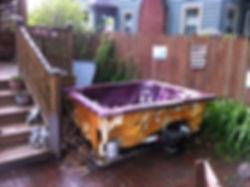 express junk removal, dumpster rental, dumpster rental alternative, trash pickup, junk pickup, youngstown ohio, warren ohio, boardman ohio, tv removal, hot tub disposal