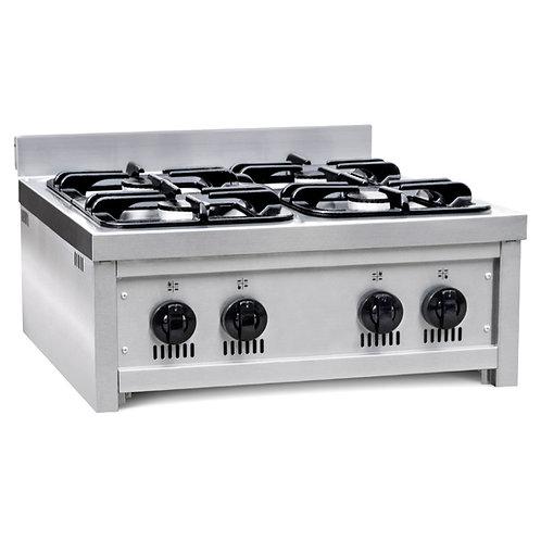 Anafe inoxidable Cook & Food CFA60
