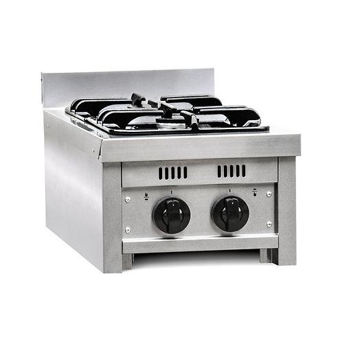 Anafe inoxidable Cook & Food CFA35