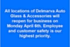 DAG Corona Virus Statement.PNG